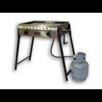 Gas BBQ (2 Burner)